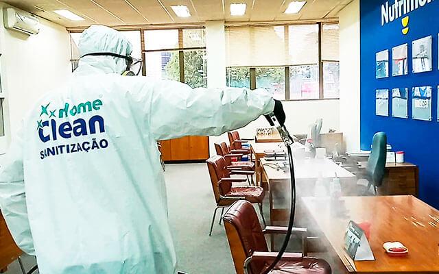 Sanitização - Condoclean | Home Clean